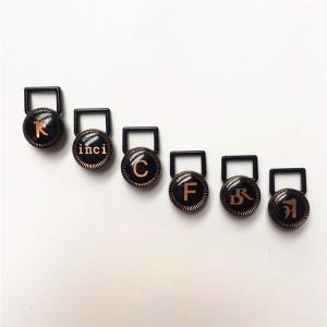 drop resin letter rivets 5