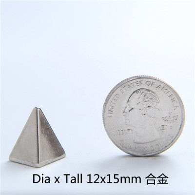 D1215 Pyramid Spike Studs 12x15mm 100pcs/bag