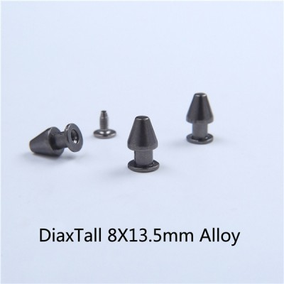 H013 Tree Screw Spikes 8X13.5mm 100pcs/bag