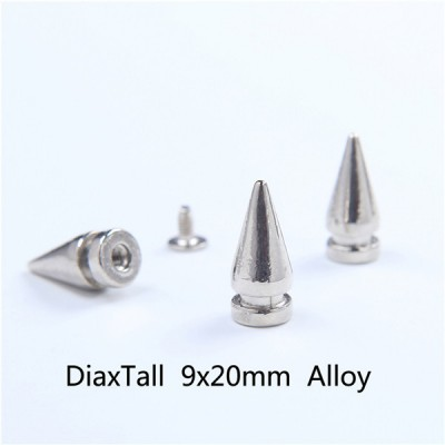 H015 Screwback Tree Spikes 9x20mm 100pcs/bag