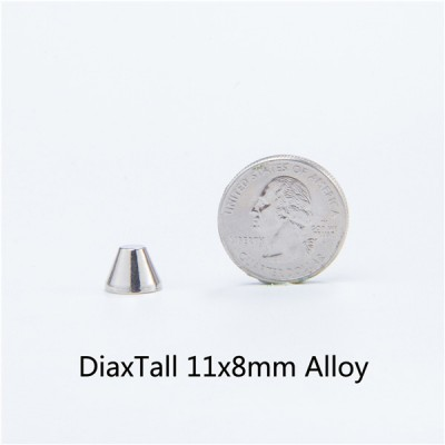 H020 Bucket Screw Spikes 11x8mm 100pcs/bag