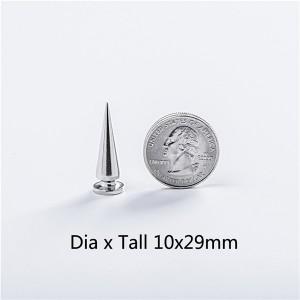 NO47-H017 Tree Screw Spikes 10x29mm 100pcs/bag