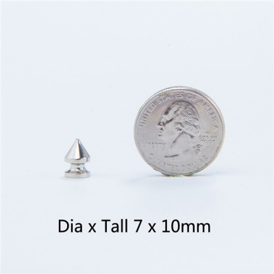 NO55 Tree Screw Spikes 7x10mm 100pcs/bag