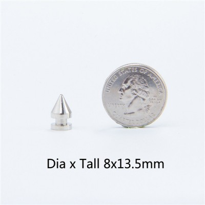 NO73 Tree Screw Spikes 8x13.5mm 100pcs/bag