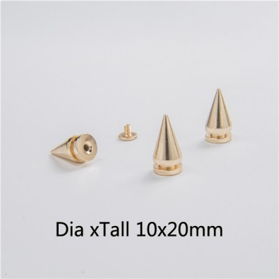 NO82-H014 Tree Screw Spikes 10x20mm 100pcs/bag