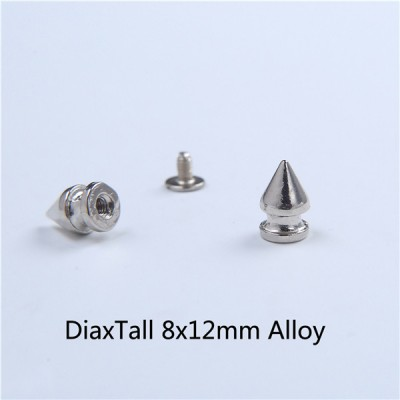 NO95-H003 Tree Screw Spikes 8x12mm 100pcs/bag