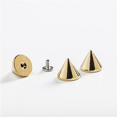 X052 Cone Screw Spikes 15x13mm 100pcs/bag
