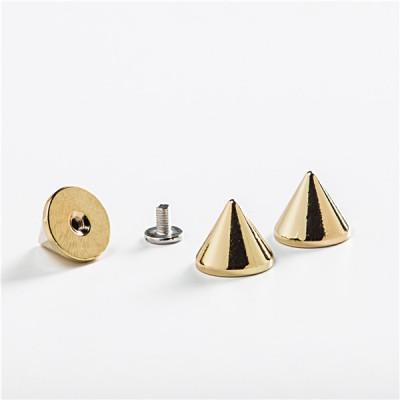X052 Cone Screw Spikes 15x13mm 100pcs/bag