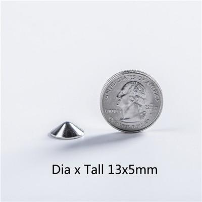 X1305 Cone Screw Spikes 13x5mm 100pcs/bag