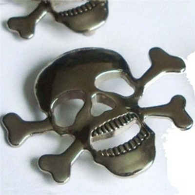 D0029 Skull Alloy Rivets 29x40mm 100pcs/bag