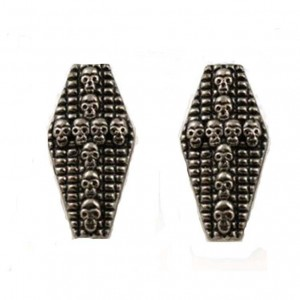 D2042 Skull Alloy Rivets 20x42mm 100pcs/bag