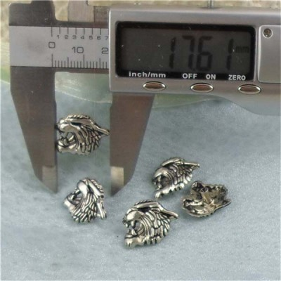 k120 Tiger Alloy Rivets 18X14mm 100pcs/bag