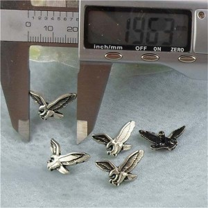 K123 Eagle Alloy Rivets 12x20mm 100pcs/bag