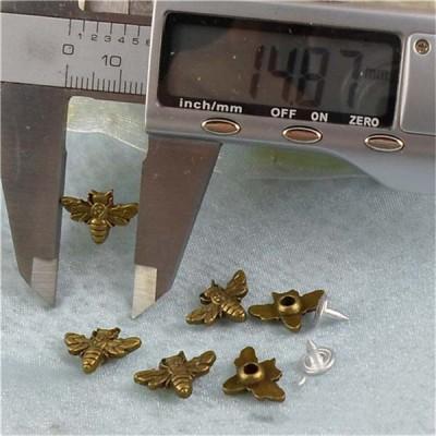 K160 Bee Alloy Rivets 11x15mm 100pcs/bag