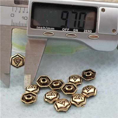 K211 Hex Alloy Rivets 10x11mm 100pcs/bag