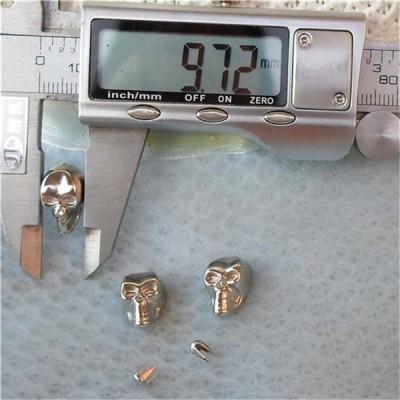 Q102 Plastic Skull Rivets 16X10mm 1000pcs/bag