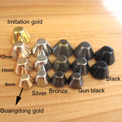 XT035 Bucket Rivets(iron/brass) 8x5mm 1000pcs/bag