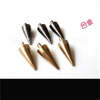 X012 Cone Alloy Rivets 7x16mm 100pcs/bag