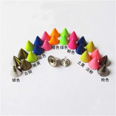X013 Cone Alloy Rivets 8x7.5mm 100pcs/bag