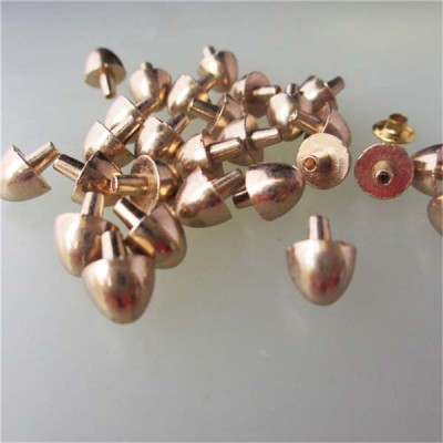 X0710 Dome Alloy Rivets 7x10mm 1000pcs/bag