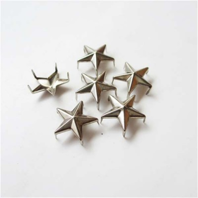 A043 Pentagram Five Claws Studs(iron/brass) 15mm 1000pcs/bag