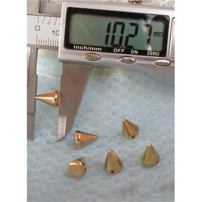 F7510 Cone Glue Spikes 7.5x10mm 1000pcs/bag