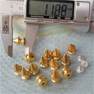 Q006 Tree ABS Rivets 8x12mm 1000pcs/bag