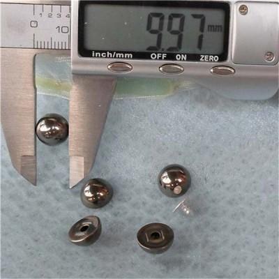 Q015 Dome Plastic Rivets 10x5mm 1000pcs/bag