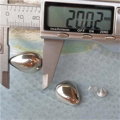 Q108 Drop Plastic Rivets 22x15mm 1000pcs/bag