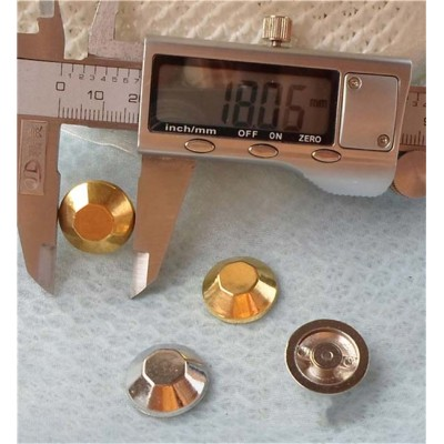 Q110 Keystone Plastic Rivets 18x5.4mm 1000pcs/bag