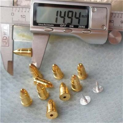 Q115 Bullet ABS Rivets 8x15mm 1000pcs/bag