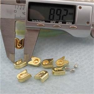 Q156 Decorative ABS Rivets 9x11mm 1000pcs/bag