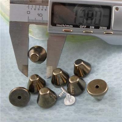 Q171 Bucket Plastic Rivets 14x10mm 1000pcs/bag