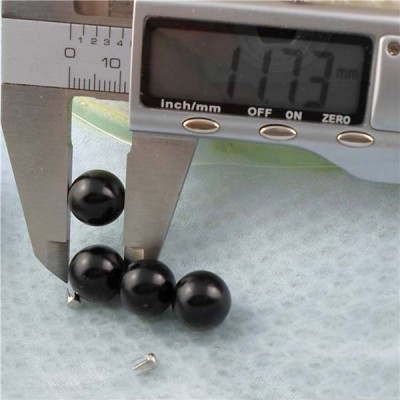 Q182 Round Plastic Rivets 12mm 1000pcs/bag