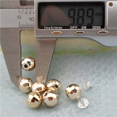 Q227 Round Plastic Rivets 10mm 1001pcs/bag