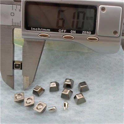 Q610367 Keystone ABS Rivets 6x4mm 1000pcs/bag