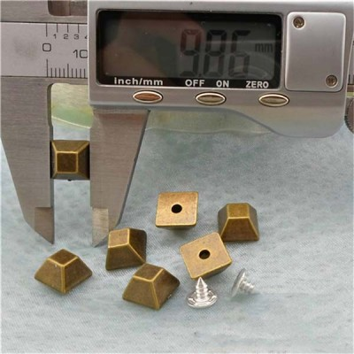 Q986582 DIY Keystone Rivets 10x6mm 1000pcs/bag
