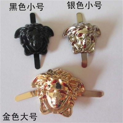 XL2824 Angel alloy studs 28x24mm 100pcs/bag