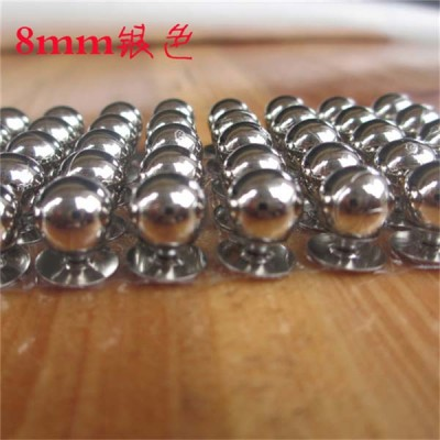 XLQ008 Nipple Plastic Rivets 8mm 1000pcs/bag