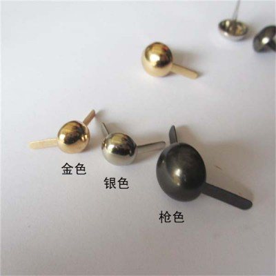 XR1219 Dome Studs(iron/brass) 12mm 1000pcs/bag
