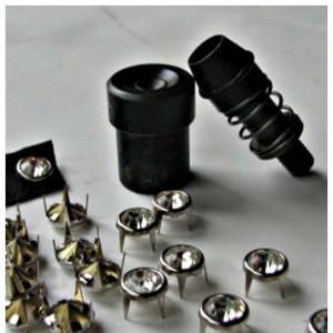 Acrylic studs  Hand press mold Match hand press machine 93#