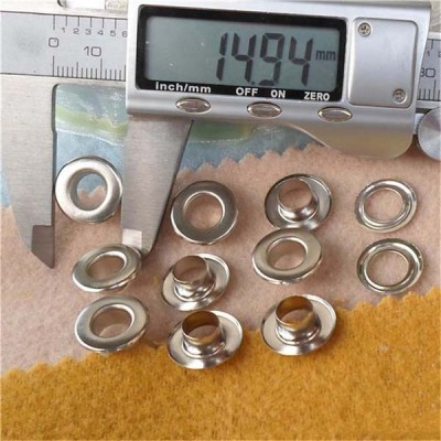 PE22# Plane eyelets 15×7×5mm 1000pcs/bag
