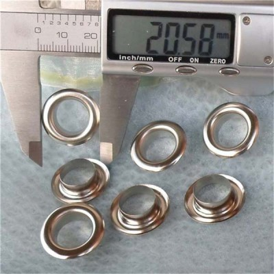 REE26# Round edge eyelets 20.5x12x6mm 1000pcs/bag