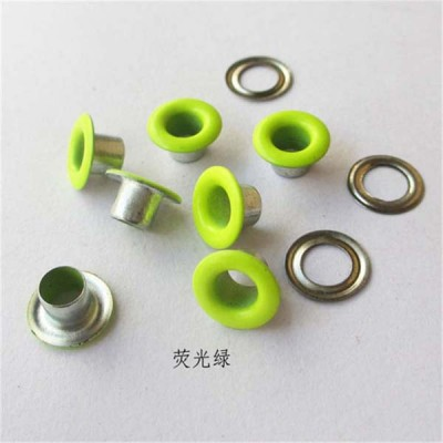 REE3# Round edge eyelets 9x4.5x5mm 1000pcs/bag
