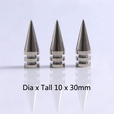 C1030 Tree Screwback Spikes 10x30mm 100pcs/bag