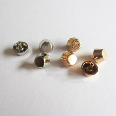 X1005 Bucket Alloy Rivets 10x5mm 100pcs