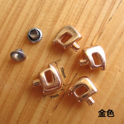 X1010 Profiled Alloy Rivets 10x10mm 1000pcs