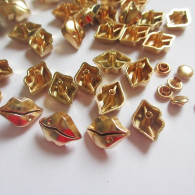 X1015 Lip Alloy Rivets10x15mm 1000pcs
