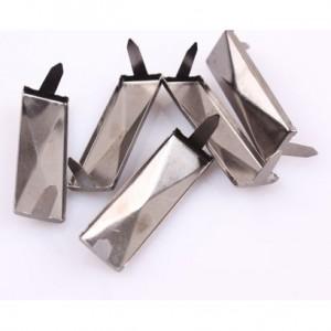 D3511 Pyramid Iron Studs For Leathercraft 35x11mm 1000pcs/Bag