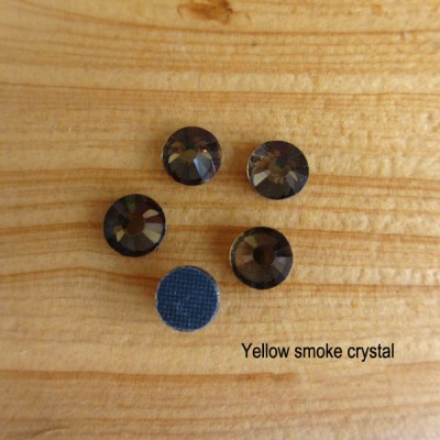 SS16 Middle East Drilling hot fix nails 4mm 1440pcs/Bag